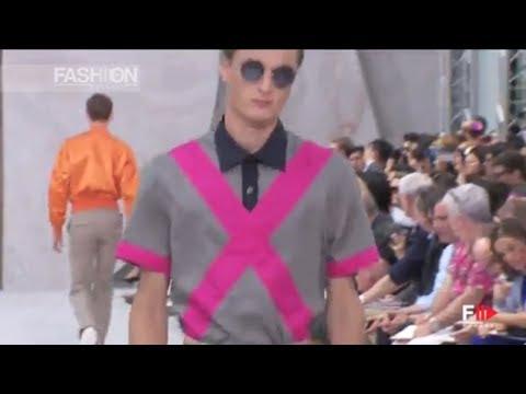 """LOUIS VUITTON"" Menswear Spring Summer 2015 Paris Full Show by Fashion Channel"