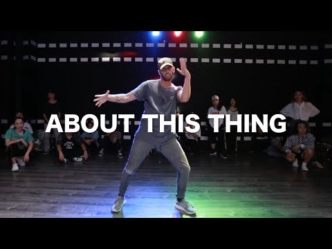 About this thing - Young Franco | Jake Kodish Choreography | GH5 Dance Studio