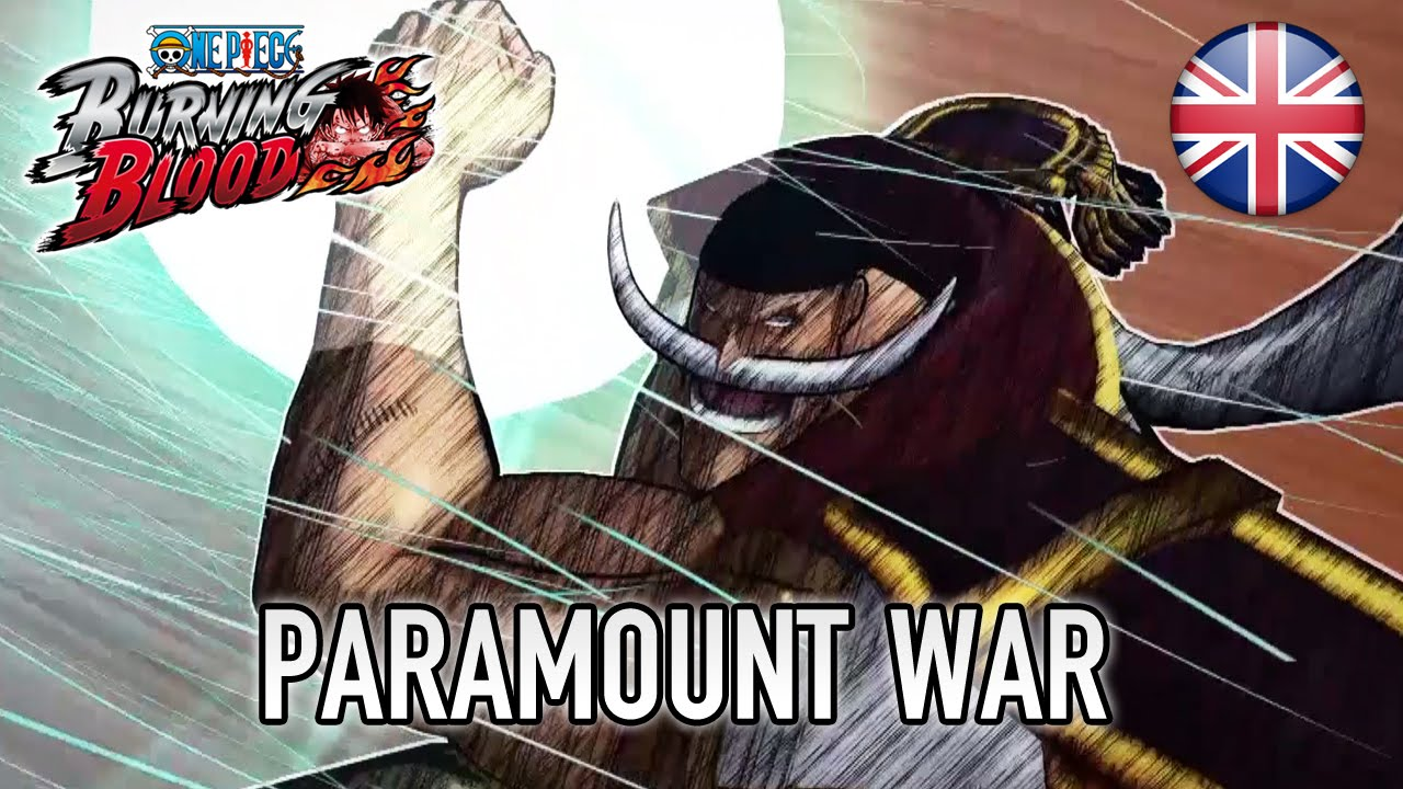 "Trailer: ""Paramount War"" Mode Revisits Marineford"