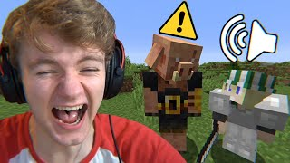 Minecraft's Morph Mod Is Very Funny