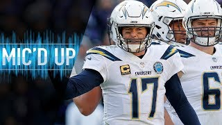 Chargers vs. Ravens Mic'd Up
