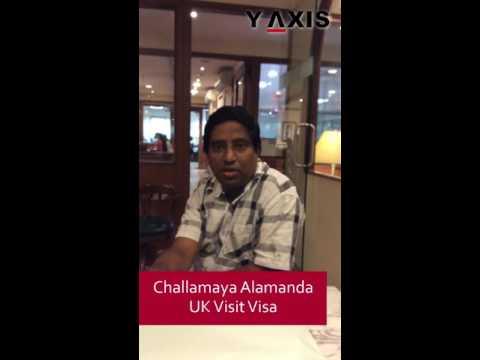 Challamaya Alamanda UK visit visa PC Rayees Sultana