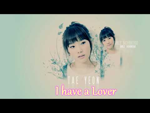 SNSD Taeyeon ( I have a Lover)