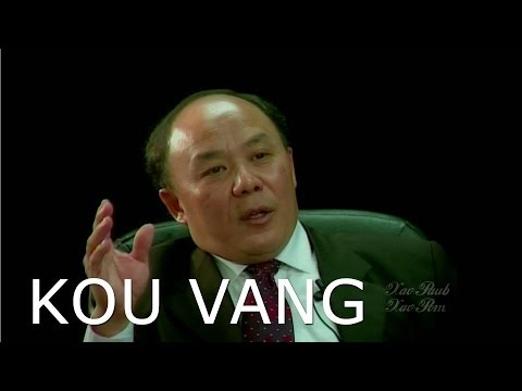 Kou Vang Talks Business Opportunities