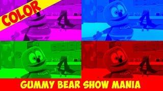 Super Gummy (4 COLORS at Once!) - Gummy Bear Show MANIAGummy Bear Show MANIA
