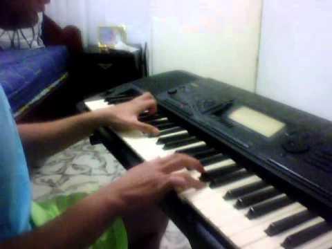 obsesion- estrellas del vallenato- piano