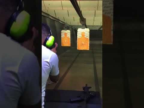Zachary Knable Nashville Shooting Range