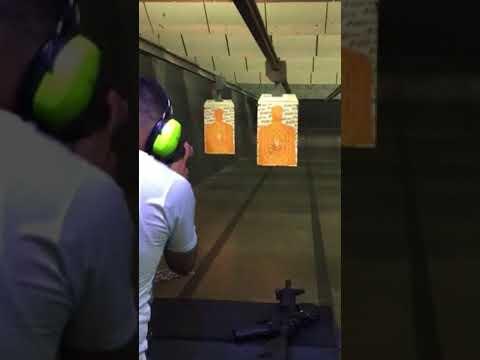 Zachary Knable Nashville Shooting Range
