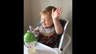 Watch!!!!  Its time Cute moment OLIVIA MARIE  (LULU)