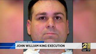 John William King execution