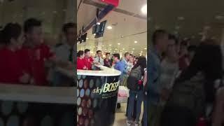Khách hàng đánh nhau với nhân viên sân bay Vietjet