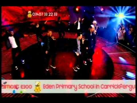 JLS ~ Do You Feel What I Feel? (Live on Children In Need 2011)