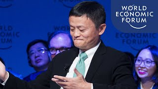Jack Ma: You're Supposed to Spend Money on Your People