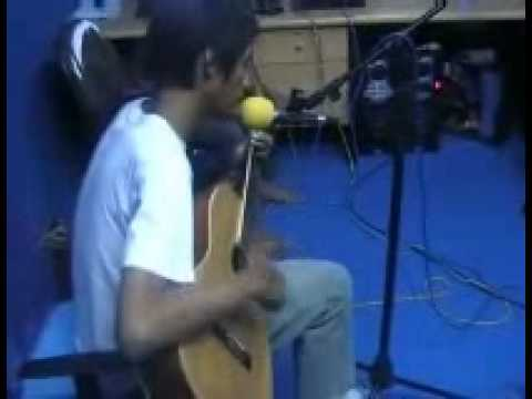 THE FIRM ( INDONESIA ) - hopeless,live acoustic @ampm radio.
