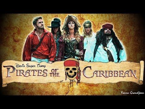 Pirate Medley - 100% Acapella - Peter Hollens & Gardiner Sisters