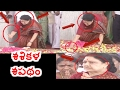 Sasikala Strongly Beats Jayalalitha's Grave and Vowed..