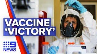 Coronavirus: Russia approves COVID-19 vaccine   9 News Australia