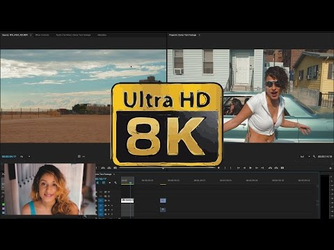 How To Export 8K for YouTube