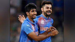 Virat Kohli No 1, Jasprit Bumrah get No. 2 in ICC T20I ran..