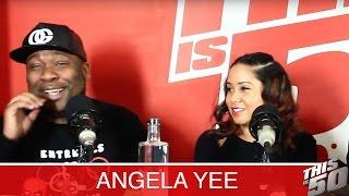 Angela Yee Plays Smash or Pass - Eminem, Drake or 50 Cent???