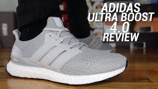 ADIDAS ULTRA BOOST 4.0 REVIEW