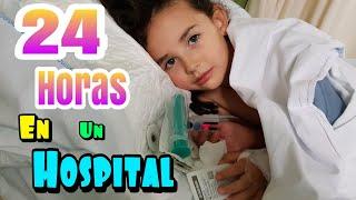 24 HORAS EN UN HOSPITAL mi operación Zarolakids