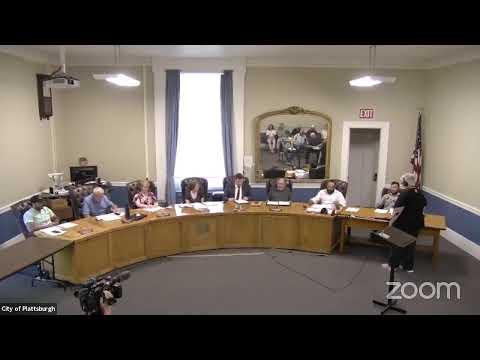 Plattsburgh Finance / CDO Committee Meeting  6-10-21