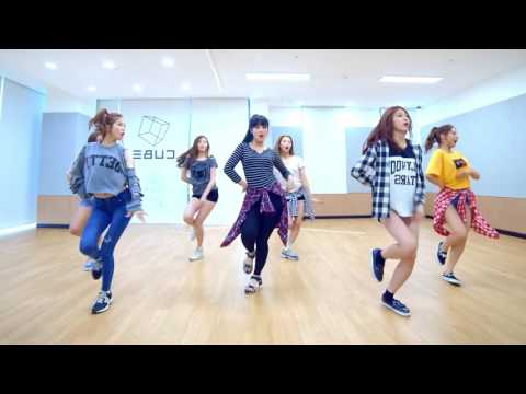 CLC (씨엘씨) - 아니야 (No oh oh) Dance Practice (Mirrored)