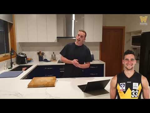 Werribee Football Club 30-day Nutrition Challenge