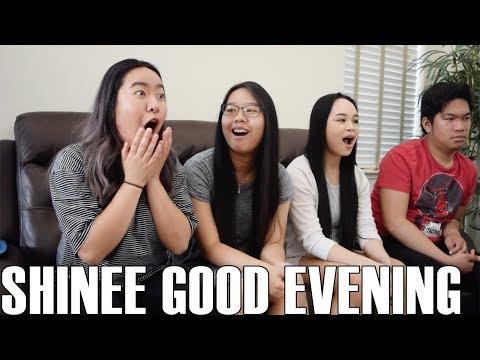 SHINee (샤이니) - Good Evening (Reaction Video)