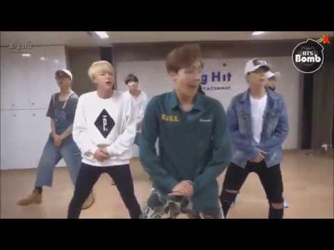 BTSメンバー別、一番格好いい振り付け