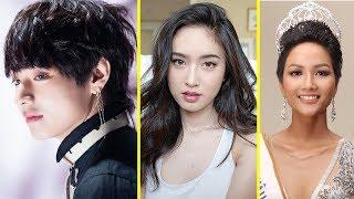 8 người được phong danh hiệu đẹp nhất thế giới 2018