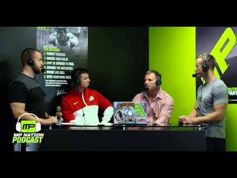 #MPNation Podcast Episode 15 - Ohio State Wrestling Coach Tom Ryan