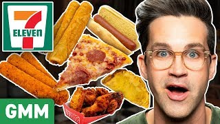 7-Eleven Hot Food Taste Test