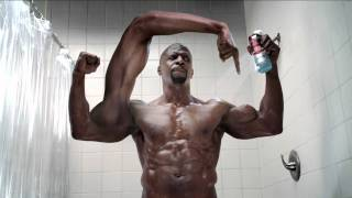 Terry Crews Old Spice Body Wash Commercial