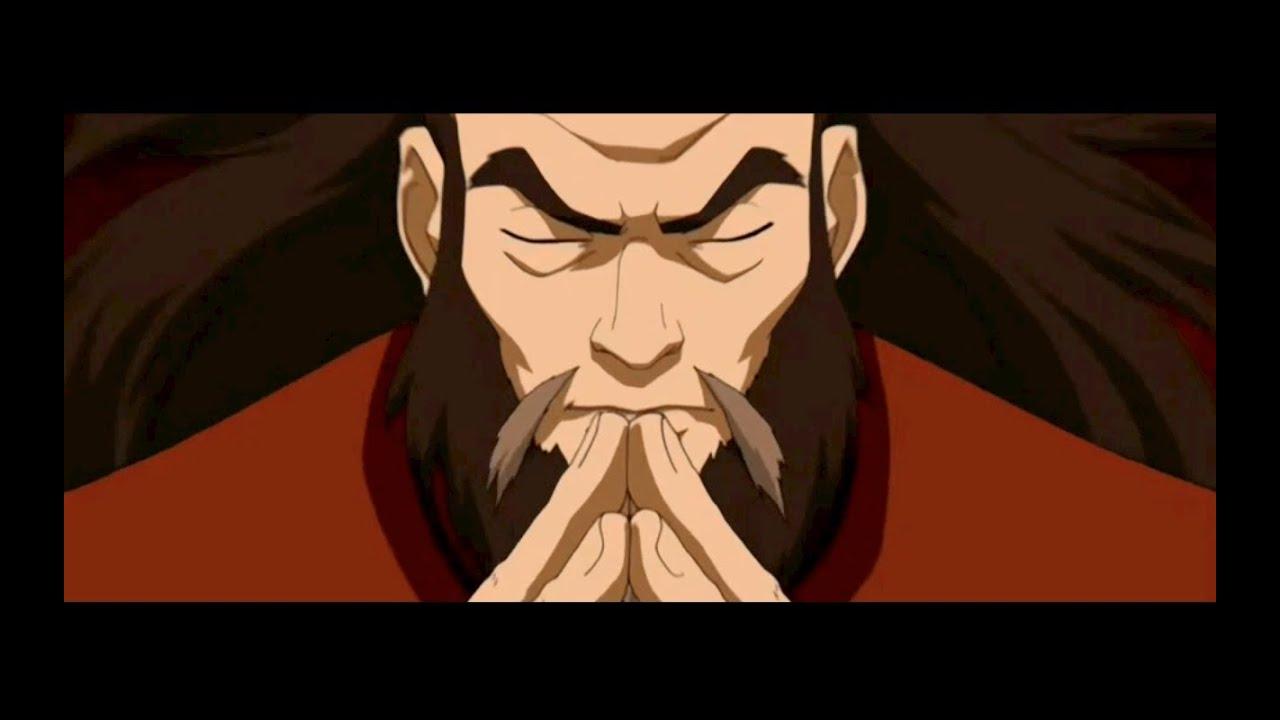 Avatar Roku VS Firelord Sozin: Full Fight [HD] - YouTube