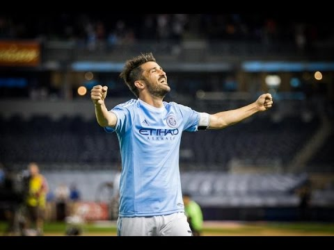 David Villa 2015 Highlights