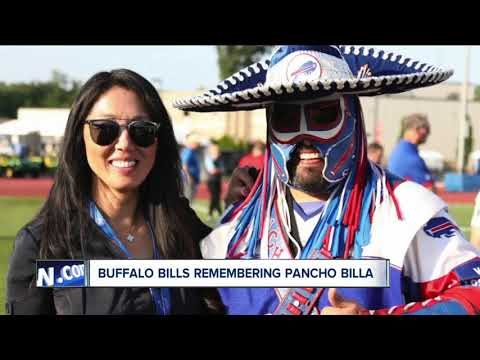 Bills front office mourns the loss of Pancho Billa