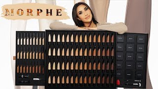 MORPHE FLUIDITY COLLECTION FULL REVIEW…. SPILLING THE TEA! 🤭☕️ | BrittanyBearMakeup