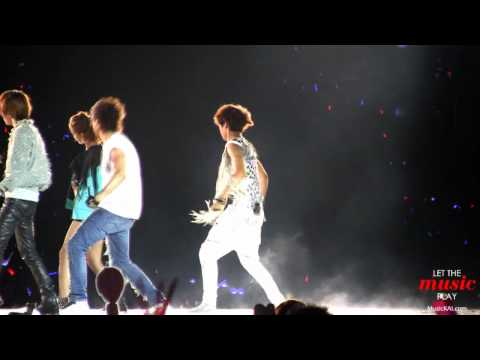 120818 SMTC Seoul KAI, Dance with SM members