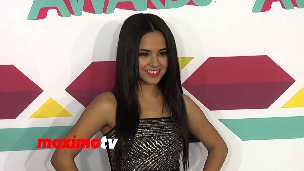 Becky G. 2013 TeenNick HALO Awards Orange Carpet Arrivals ...