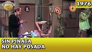 El Chavo | Sin piñata no hay posada (Completo)