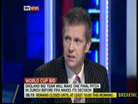 Frank Cochran - Sky News 2 December 2010