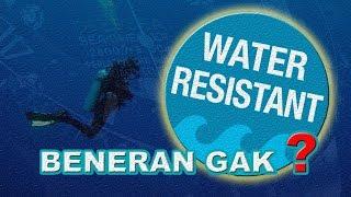 Mengenal Fitur WATER RESISTANT Pada Jam Tangan ‼️ Beneran Gak Sih ⁉️