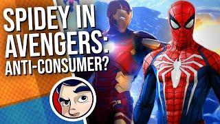 Spider-Man Sony Exclusive? Weird Spider-Man Games?! - Comics Experiment| Comicstorian