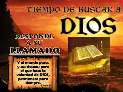 TIEMPO DE BUSCAR A DIOS - LA RESPONSABILIDAD DEL HOMBRE