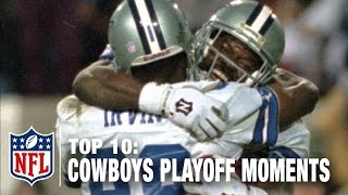 Top 10 Cowboys Playoff Moments of All Time | NFL NOW