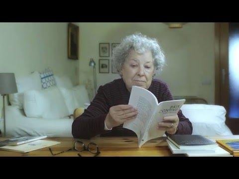 """Conversa amb Josefa Contijoch. 18. Poema """"Paraules nòmades"""""""