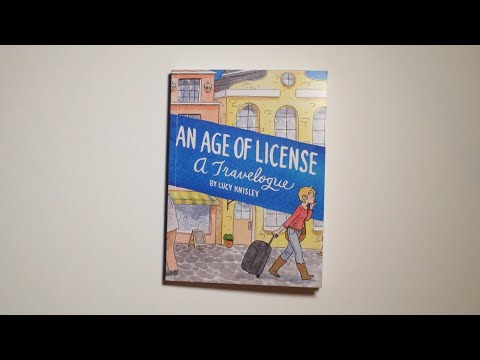 An Age of License by Lucy Knisley video preview