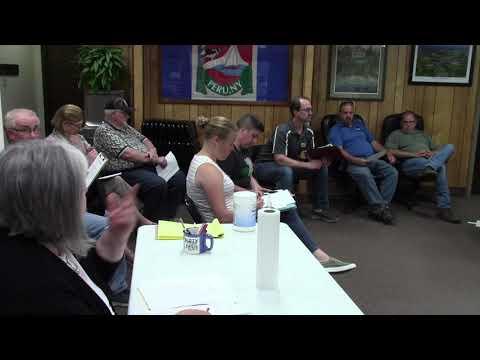 Peru Town Board Meeting   6-14-21